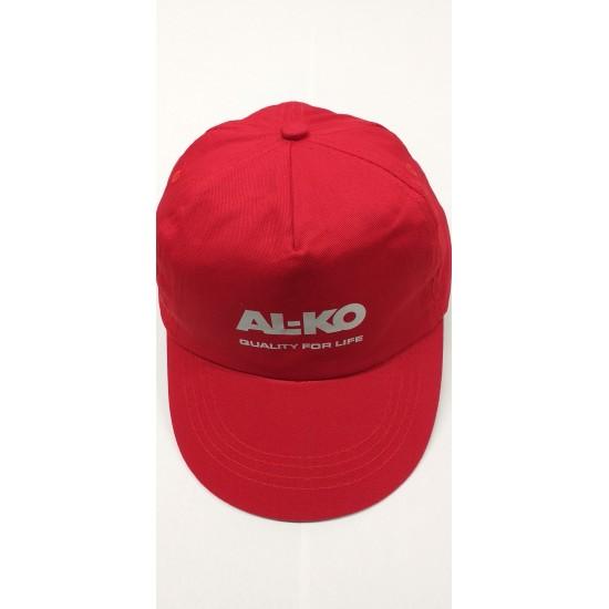 Šiltovka AL-KO červená