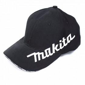 Šiltovka Makita čierna