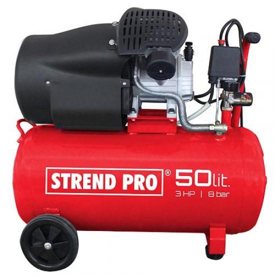 Kompresor STREND PRO HSV-50-08, 2,2 kW, 50 lit, 2 piestovy