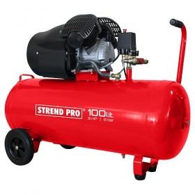Kompresor STREND PRO HSV-100-08, 2,2 kW, 100 lit