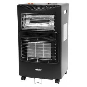 Ohrievac Strend Pro SN08-DQ, 4,2kW, izbový, plynový + elektrický, s príslušenstvom, kombinovaný