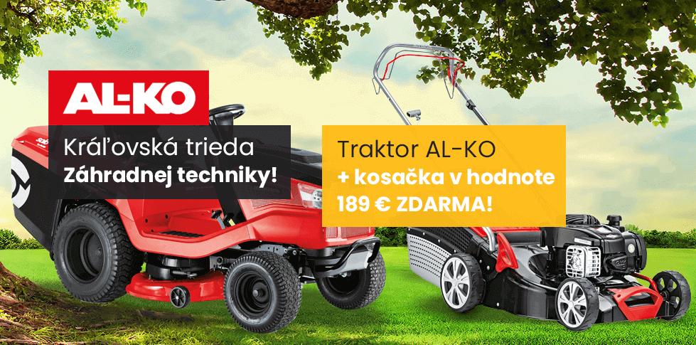 Traktor Al-Ko